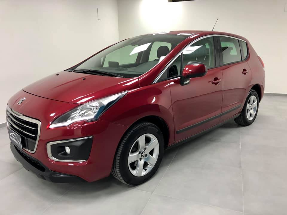 Peugeot 3008 1600 BLUEHDI 120 CV BUSINESS