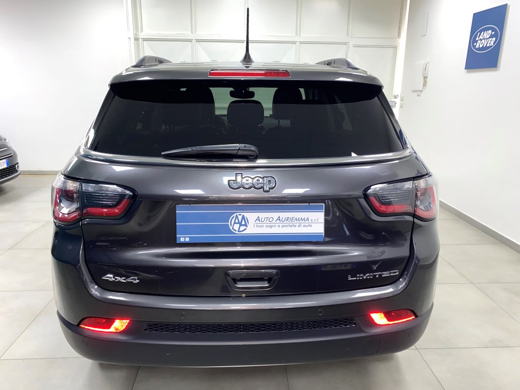 Jeep Compass 2.0 MTJ 140 CV AUTOMATICA OPENING EDITION